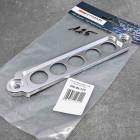 Epman DS-IN-125, DSIN125 mocowanie akumlatora Honda Civic 7gen 01-05 srebrne
