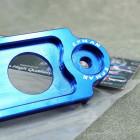 DS-IN-126, DSIN126 Epman mocowanie akumlatora Civic 7gen 01-05 niebieskie