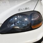 2LH-CV96JM-RS Lampy przednie Civic 6gen 96-98 smoke clear amber