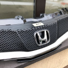 OEM Honda grill przedni z siatka Honda Civic 8gen 06-11 FN, FK 08F21-SMG-600C, 08F21SMG600C