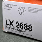 Knecht LX2688 filtr powietrza Honda Accord 8gen 08-15 K24Z3