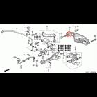 Febest HAB-037 tuleja wahacza tylnego Honda Accord 7gen 03-08 Tourer Kombi