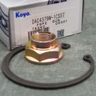 Koyo DAC4379W-1CS57 łożysko koła przedniego piasty przód Honda Civic 6gen 96-00