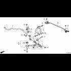 OEM tuleja wahacza przedniego Honda Accord 8gen 08-15 51391-TA0-A01