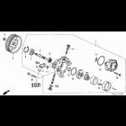 91347-PAA-A01, 91347PAAA01 OEM oring pompy wspomagania Honda Accord 7gen 03-08