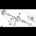 91347-PLA-003, 91347PLA003 OEM oring pompy wspomagania Honda Accord 7gen 03-08
