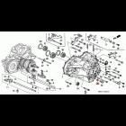 90471-PX4-000, 90471PX4000 OEM podkładka śruby zlewowej automatycznej skrzyni biegów Honda