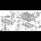 OEM oring miski oleju R18, R20 Honda Civic 8gen 06-11 Honda Accord 8gen 08-15 91301-RNA-A01, 91301RNAA01