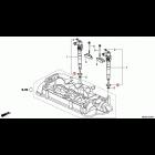 OEM Honda oring wtryskiwacza N22 i-CDTi Honda Accord, CR-V, Civic, FR-V, 16452-RMA-E01, 16452RMAE01