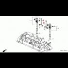 OEM Honda śruba wtryskiwacza N22 i-CDTi Honda Accord, Civic, CR-V, FR-V, 90019-RBD-E01, 90019RBDE01
