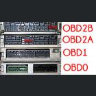 Przejściówka wiązki silnika OBD2A na OBD1