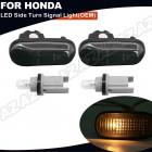 side-marker-smoke Dymione kierunkowskazy boczne smoke Accord, Civic, Prelude, S2000