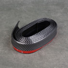 Splitter pod zderzak 250cm carbon PP-DO-062