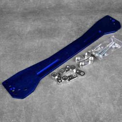 ASR Style Subframe Brace rozpórka Civic 6gen 96-00 niebieska