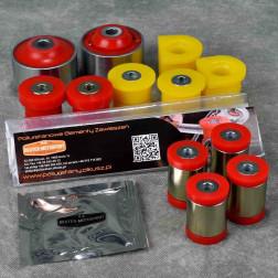 Deuter zestaw poliuretanów Accord 7gen 03-08 czerwony