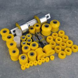 Deuter zestaw poliuretanów CRX Del Sol 93-97 żółty