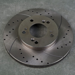 Speedmax tarcze hamulcowe 282mm 5x114,3 Prelude 5gen 97-01 H22