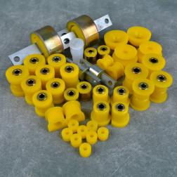Deuter zestaw poliuretanów Civic CRX 90-91 EE8 EE9 żółty
