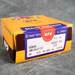 NPR Pierścienie tłokowe B20 84mm nominal