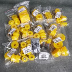 Strongflex zestaw poliuretanów Prelude 4gen 92-96 żółty