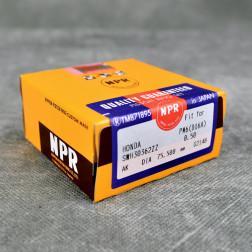 NPR Pierścienie tłokowe D16Z6 75,5mm nadwymiar