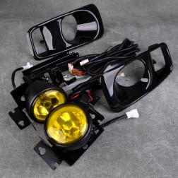 Halogeny żółte Civic 6gen 99-00