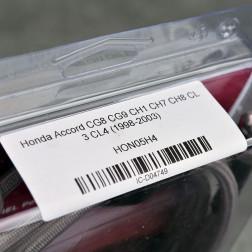 HEL przewody hamulcowe w oplocie Accord TypeR 98-02 H22A7
