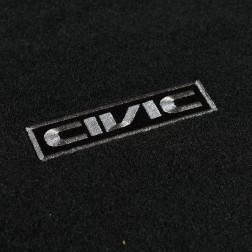 OEM Dywaniki Civic 7gen 3D HB 01-05 Elegance