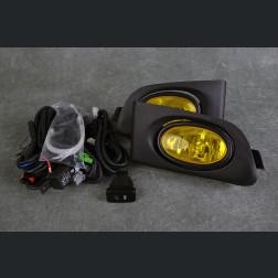 Halogeny żółte Civic EM2 7gen 01-03 Coupe