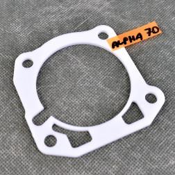 Uszczelka termoizolacyjna pod przepustnicę Skunk2 Alpha 70mm