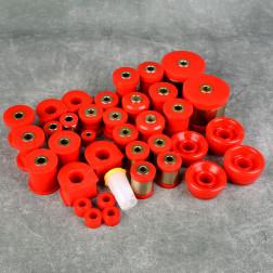 Deuter zestaw poliuretanów Prelude 5gen 97-01 czerwony