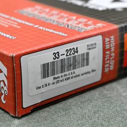 K&N filtr powietrza Civic 6gen 96-00 MB/MC B18C4