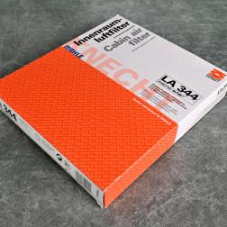 Knecht filtr kabinowy Civic 8gen 06-11 FK1, FN1, FN2