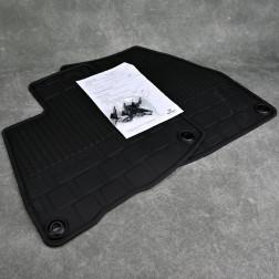 OEM dywaniki gumowe przednie Civic 8gen TypeR FN2 06-11