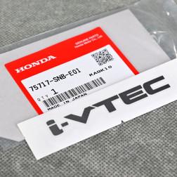 OEM naklejka i-VTEC 83x13 mm