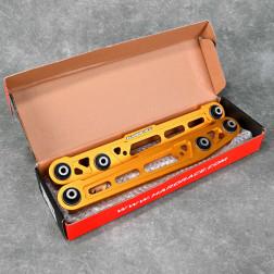 Hardrace LCA Civic 6gen 96-00 wahacze tylne dolne złote