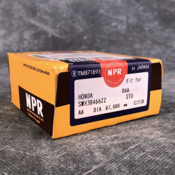 NPR Pierścienie tłokowe K24Z3 87mm nominał Accord 8gen